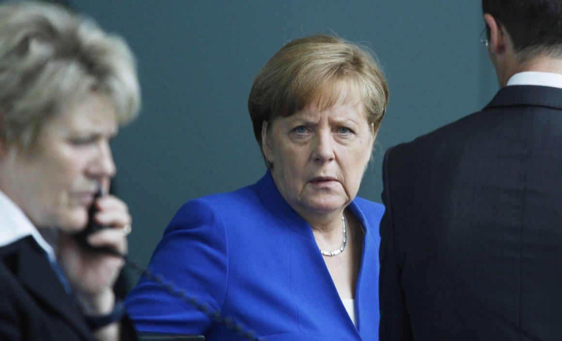 Η Μέρκελ δίνει εντολή για διάλυση των εθνών: «Παραδώστε την κυριαρχία σας, υποκλιθείτε στην Παγκόσμια Τάξη» – Δηλώσεις-σοκ από την καγκελάριο