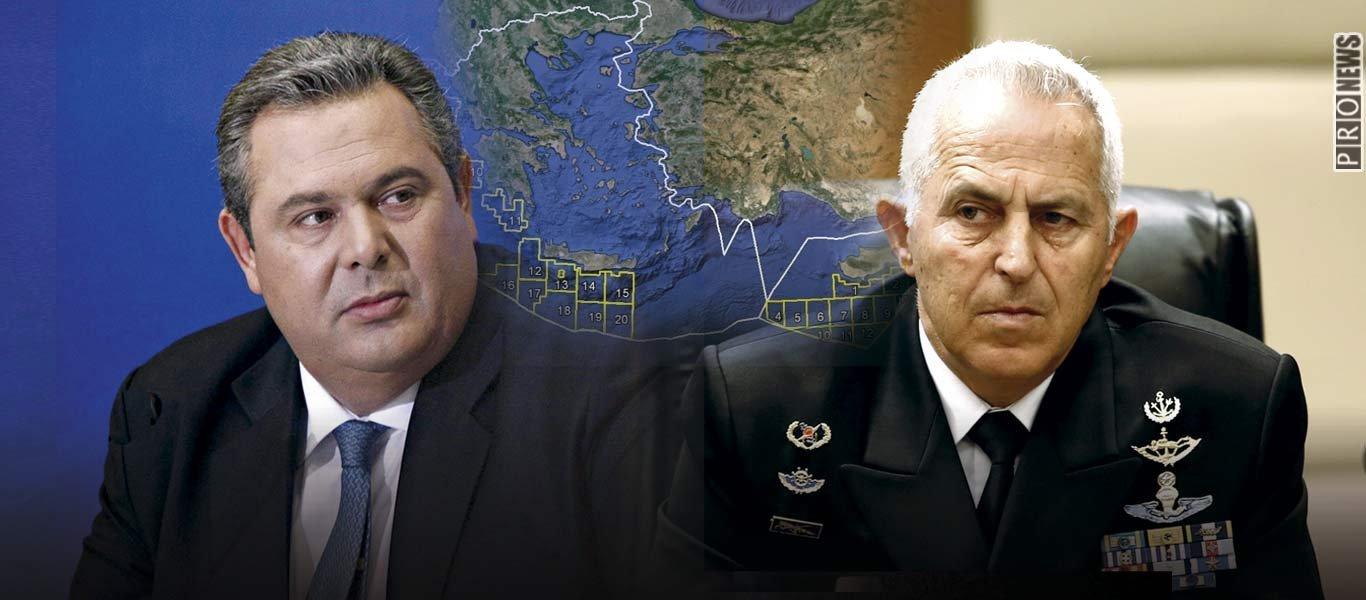 Τελευταία 24ωρα Π.Καμμένου στο ΥΠΕΘΑ και στην κυβέρνηση Τσίπρα – Ποιος θα τον αντικαταστήσει