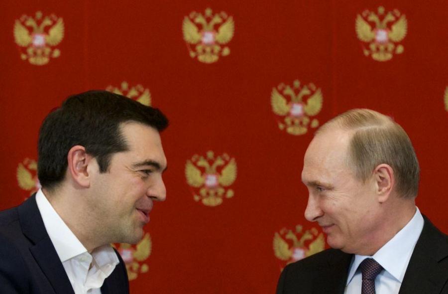 Στη Μόσχα μεταβαίνει ο πρωθυπουργός Αλέξης Τσίπρας – Αύριο 7/12 η συνάντηση με Putin