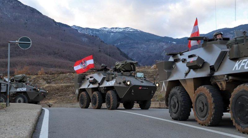 Πολεμική κινητοποίηση από την KFOR: Ανέπτυξαν δυνάμεις στα βουνά του Β. Κοσόβου – «Τρέμουν» τους Σέρβους και Ρώσους κομάντος