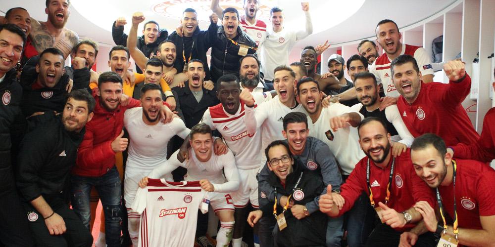 Οι πιθανοί αντίπαλοι του Ολυμπιακού στους «32» του Europa League