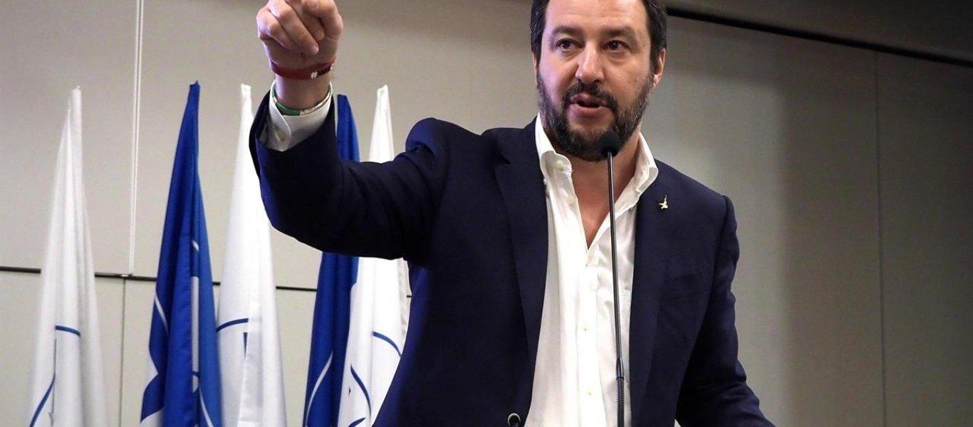Ταξίδι -«αστραπή» Μ.Σαλβίνι στην Ελλάδα – Τί έρχεται να κάνει (βίντεο)