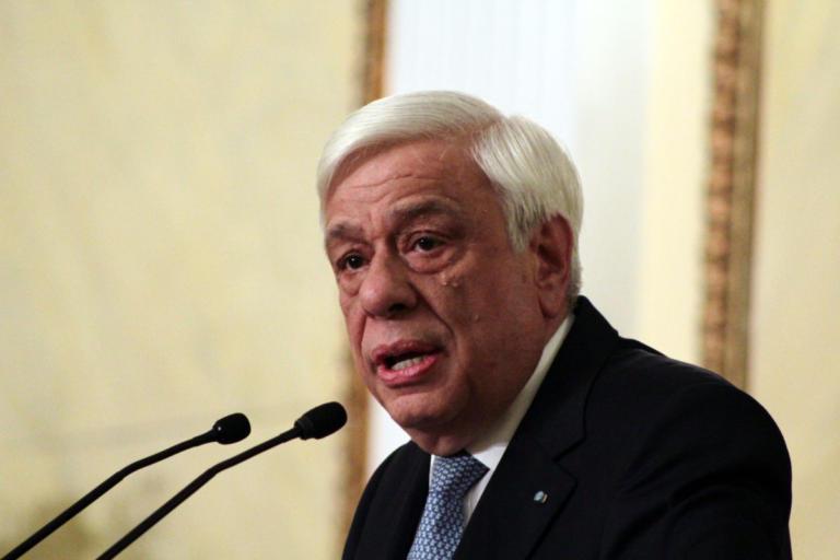 """""""Άστραψε και βρόντηξε"""" ο Παυλόπουλος: """"Τίποτα δεν έχει τελειώσει για τη Συμφωνία των Πρεσπών""""! Νέο αυστηρό μήνυμα στην Τουρκία"""