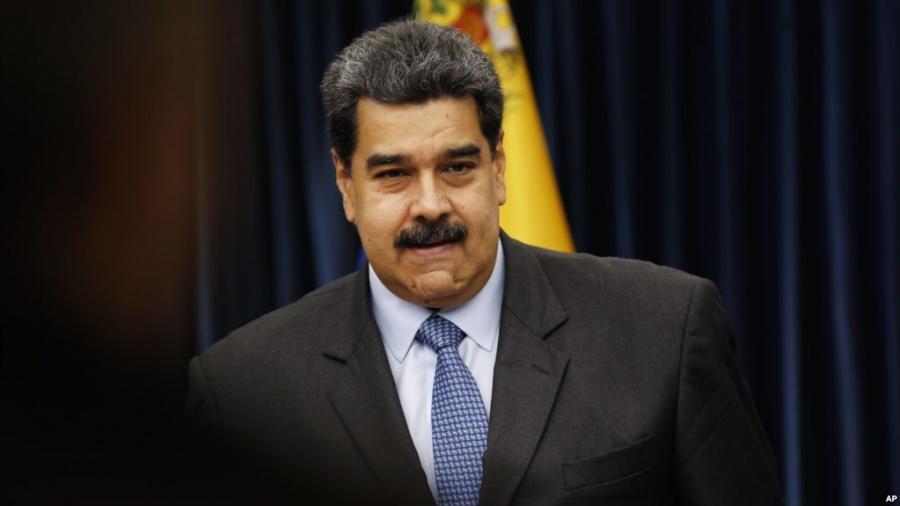 Maduro: Ολόκληρη η πετρελαϊκή παραγωγή της Βενεζουέλας θα πωλείται σε Petro