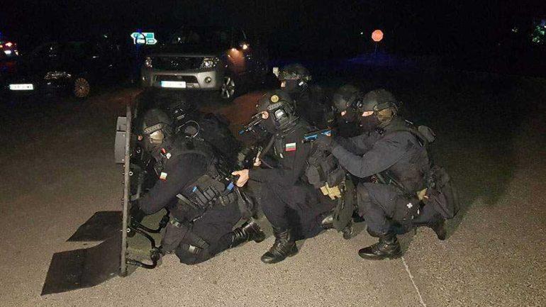 """Μεγάλη κινητοποίηση αστυνομίας και στρατού…λόγω """"Τσακαλιού"""""""