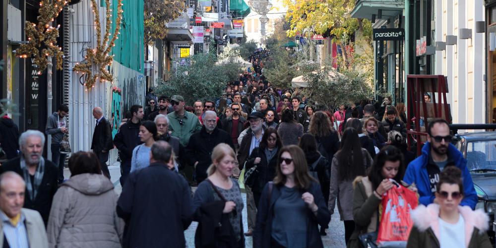 Εορταστικό ωράριο: Ποιες Κυριακές είναι ανοιχτά τα καταστήματα