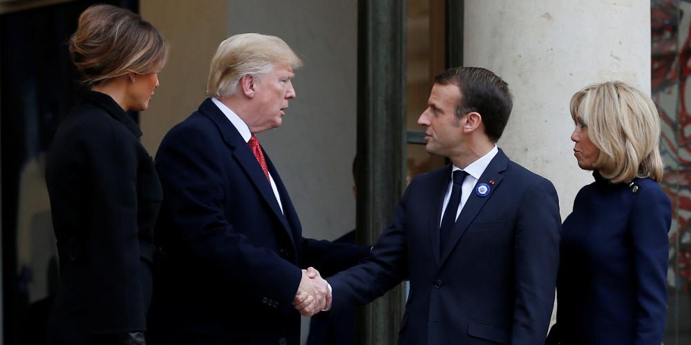 Τραμπ σε Μακρόν για τα «κίτρινα γιλέκα»: Να καταργηθεί η Συμφωνία του Παρισιού για να επιστραφούν χρήματα