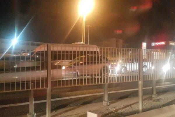 Τροχαίο φορτηγού με ΙΧ στην Εθνική οδό