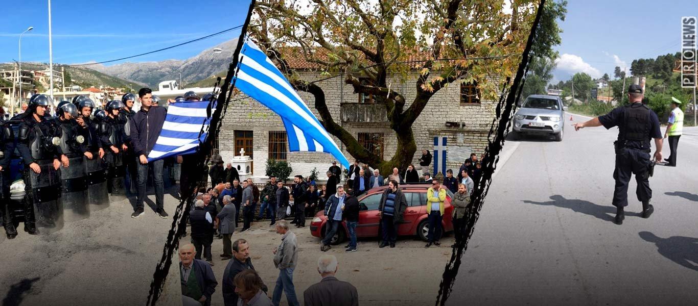 Σοβαρά επεισόδια στη Βόρεια Ήπειρο: Συγκρούσεις Ελλήνων-αλβανικής Αστυνομίας – Ο Ράμα γκρεμίζει σπίτια Βορειοηπειρωτών