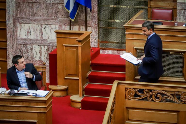 Βουλή – Live – Τσίπρας σε Μητσοτάκη: «Σε προκαλώ να καταθέσεις πρόταση μομφής!»