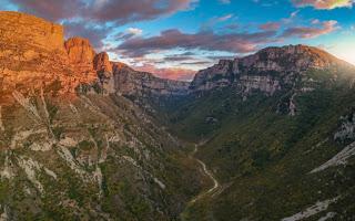 Το φαράγγι του Βίκου είναι το «Γκραντ Κάνυον» της Ελλάδας