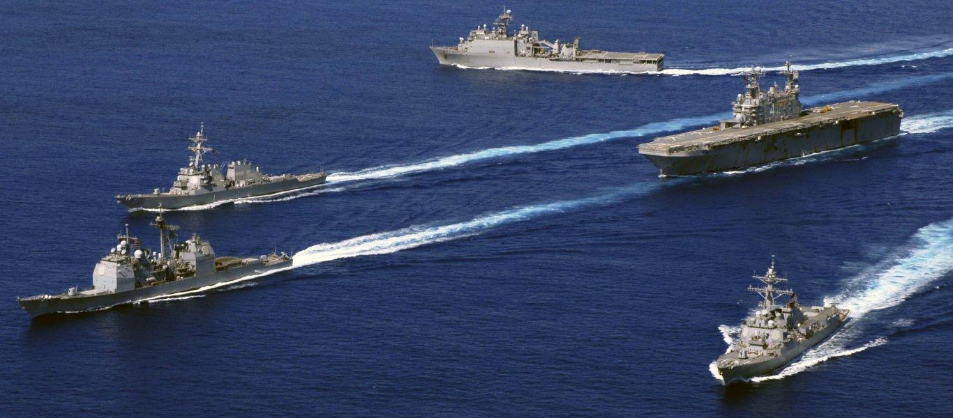 «Άξονας Δημοκρατίας» στην Α.Μεσόγειο: Το σχέδιο των ΗΠΑ για την ισχυροποίηση της συμμαχίας Ελλάδας-Κύπρου και Ισραήλ