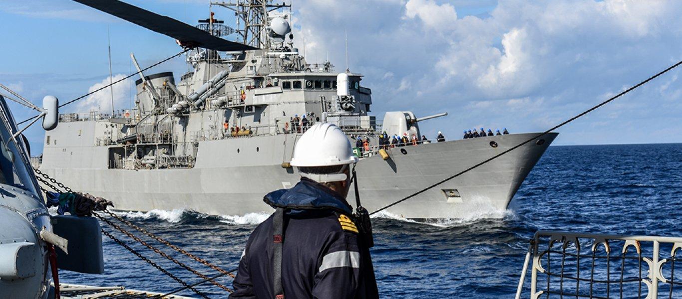 Ο ελληνικός Στόλος αναπτύσσεται στο Αιγαίο «διά παν ενδεχόμενο» -Ποιοι πιστεύουν ότι η Τουρκία θα κτυπήσει μέχρι Απρίλιο