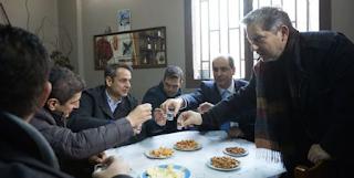 «Έφυγαν και δεν μας πλήρωσαν», Λέει ιδιοκτήτρια καφενείου στην Κρήτη για την επίσκεψη Μητσοτάκη!