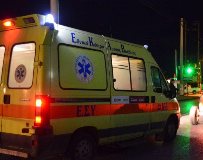 Τροχαίο στο Ηράκλειο: Αυτοκίνητο παρέσυρε 12χρονη και 47χρονη