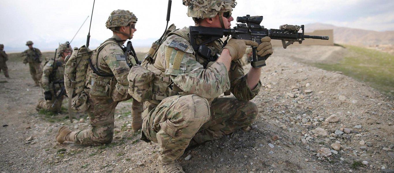 Βίντεο: Ισλαμιστής ανατινάζεται στην Μανμπίτζ σκοτώνοντας τους Αμερικανούς στρατιωτικούς