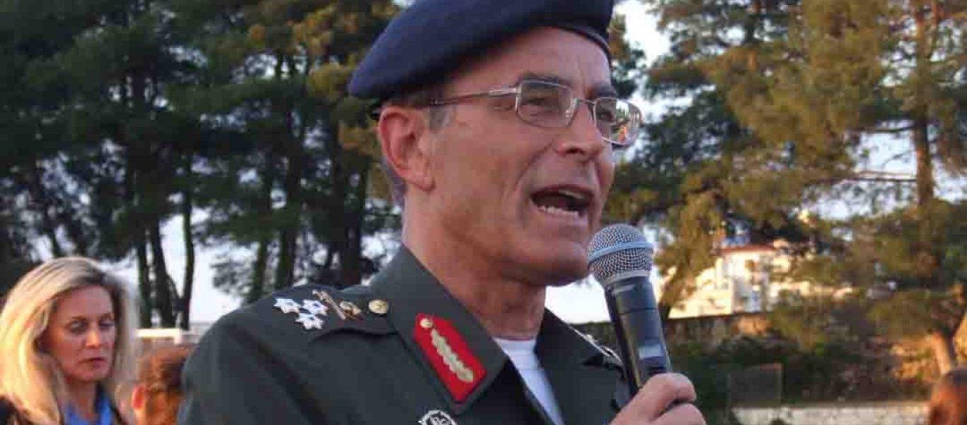 Γ.Καμπάς: Ο… «Ρόμελ» των δημοσίων σχέσεων και των εκδηλώσεων Wi Fi νέος Αρχηγός Στρατού!