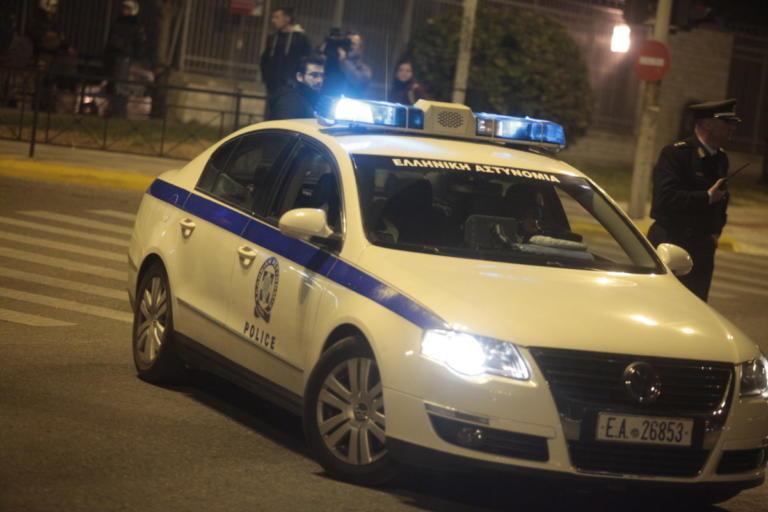 Καραμπόλα με 10 οχήματα μετά το Αστυνομικό Μέγαρο στο ρεύμα εξόδου στη γέφυρα Δενδροποτάμου
