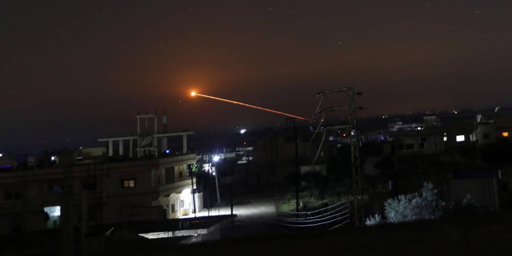 Πυραυλική επίθεση από το Ισραήλ στη Συρία τα ξημερώματα Σαββάτου – Αναχαιτίστηκε λένε οι Σύροι