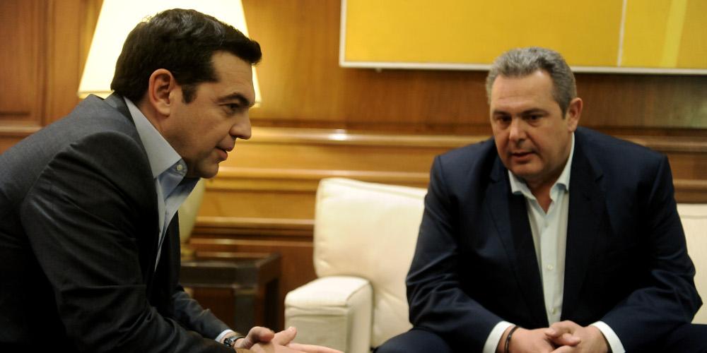 Καμμένος: Αν ο Τσίπρας κρατήσει τα πρώην στελέχη των ΑΝΕΛ, δεν θα ξαναπεράσει νομοσχέδιο