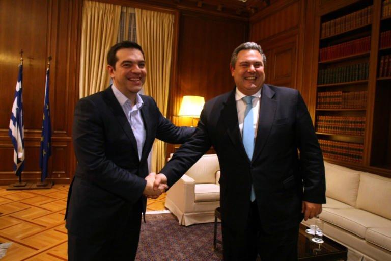 Σκηνοθετημένη αποχώρηση: Το τρικ Καμμένου για να διατηρηθεί η κοινοβουλευτική ομάδα – Ποιοι στηρίζουν Τσίπρα στην ψήφο εμπιστοσύνης