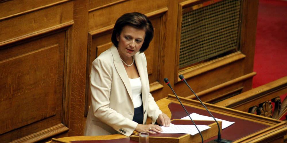 Οριστικό: Δεν φεύγει από την κυβέρνηση η Μαρίνα Χρυσοβελώνη