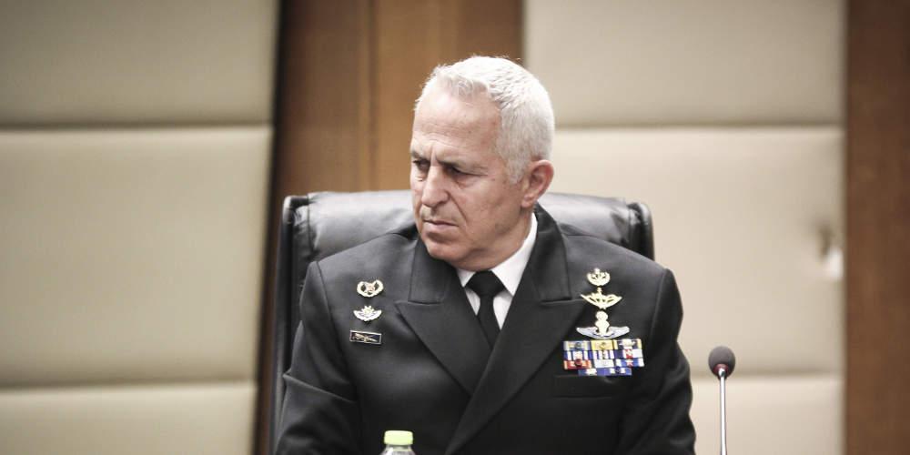 Ποιος είναι ο νέος υπουργός Άμυνας ναύαρχος Αποστολάκης