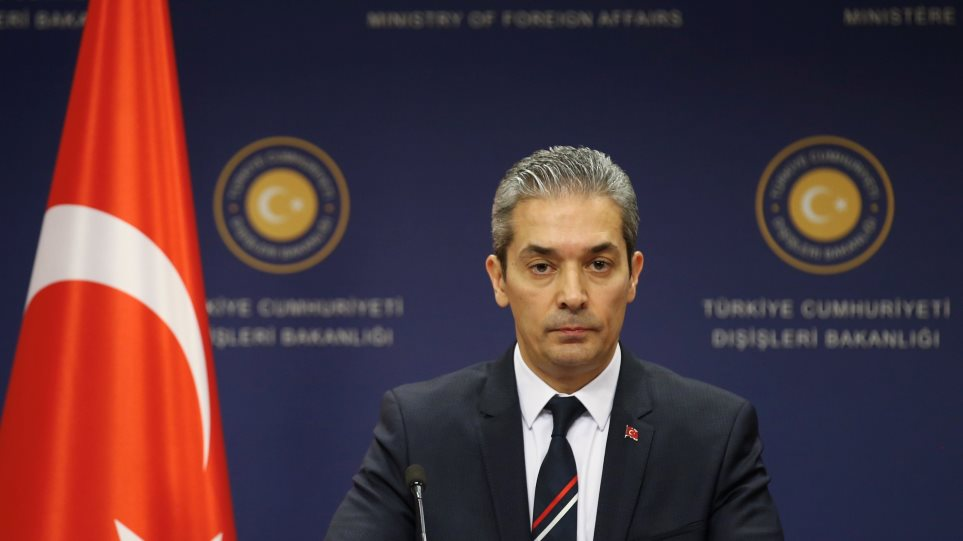 Εκπρόσωπος ΥΠΕΞ Τουρκίας: Θα συνεχίσουμε να προστατεύτουμε την «τουρκική μειονότητα» στη δυτική Θράκη