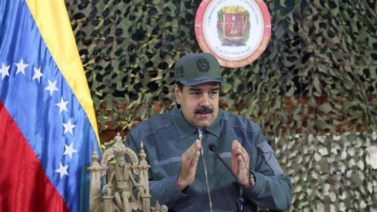Ο Μαδούρο ταξίδεψε... στο μέλλον και είδε την ευημερία της Βενεζουέλας
