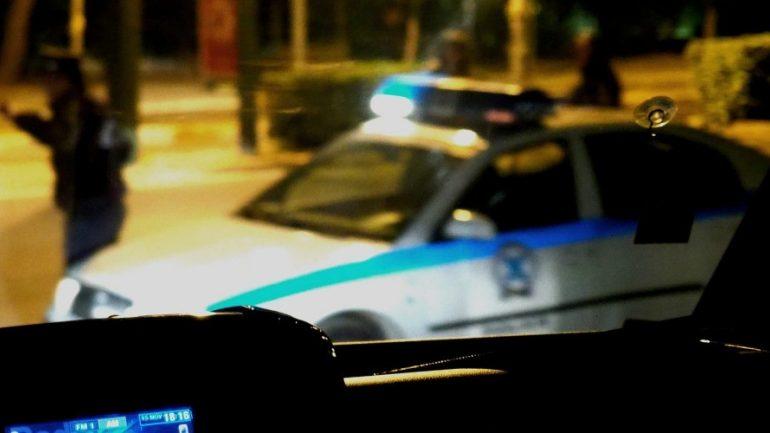 Αστυνομική καταδίωξη στην Εθνική Οδό τα ξημερώματα