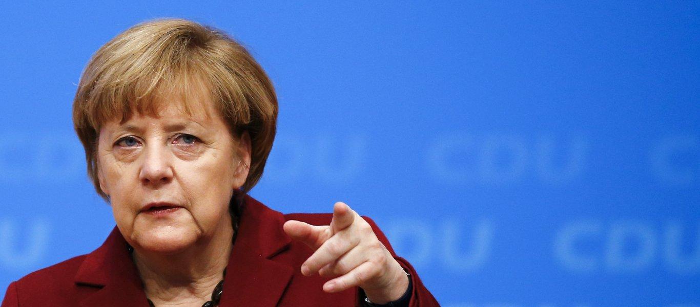 Η Α. Μέρκελ στηρίζει τον Α.Τσίπρα για την Συμφωνία των Πρεσπών αλλά κοιτάζει και τον Κ.Μητσοτάκη για παν ενδεχόμενο