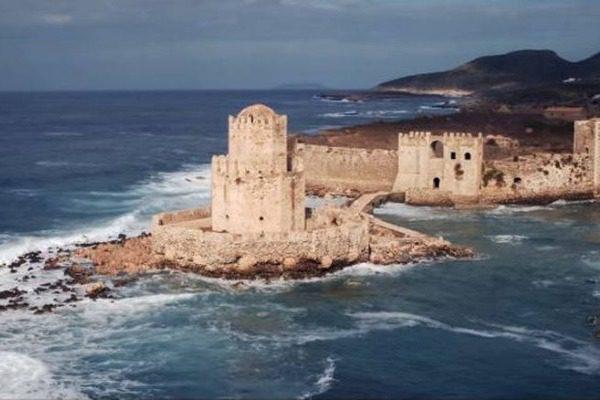 Βίντεο από το πανέμορφο Κάστρο της Μεθώνης κατακτά την πρώτη θέση σε διεθνή διαγωνισμό