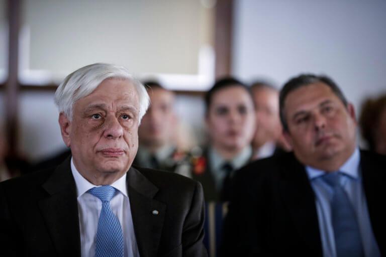 Καμμένος εναντίον Παυλόπουλου για συμφωνία Πρεσπών: Κρίμα κύριε Πρόεδρε…
