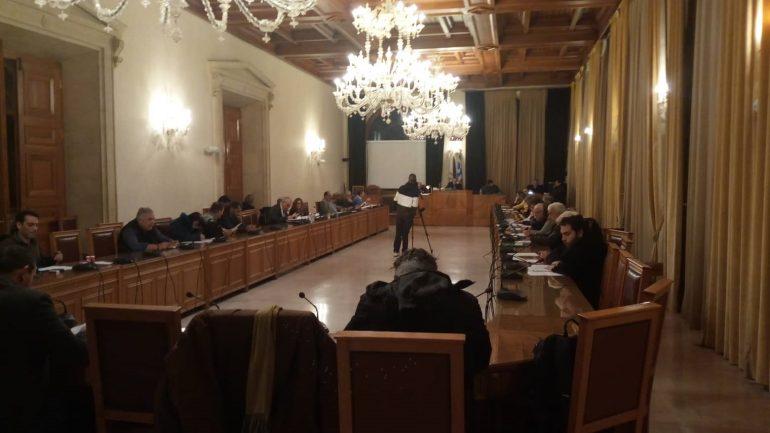 Έκτακτο δημοτικό συμβούλιο για τη Συμφωνία των Πρεσπών