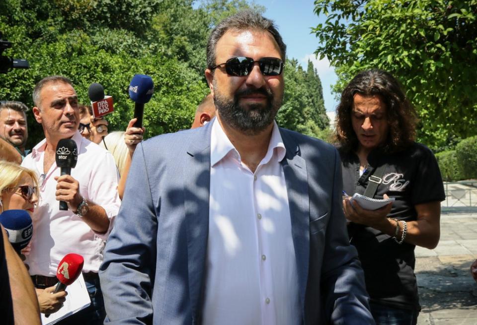 Στο Ηράκλειο ο Υπουργός Αγροτικής Ανάπτυξης Σταύρος Αραχωβίτης