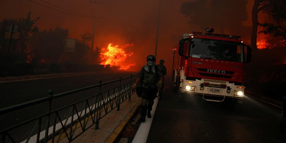 Κατατέθηκε η πρώτη αγωγή κατά του Δημοσίου για την φονική πυρκαγιά στην Ανατολική Αττική