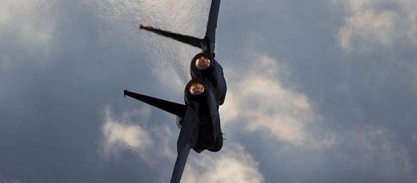 «Χάσαμε την καλύπτρα – Λαμβάνετε;» – Το δραματικό μήνυμα ισραηλινού πιλότου F-15 από τα 30.000 πόδια! (βίντεο)
