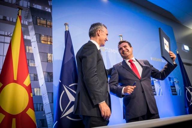 Σε τελική ευθεία για ΕΕ και ΝΑΤΟ τα Σκόπια – Για «Μακεδονία» μιλά ο Ζάεφ, κανένα σχόλιο από Μαξίμου – Αποτυχία η Συμφωνία των Πρεσπών