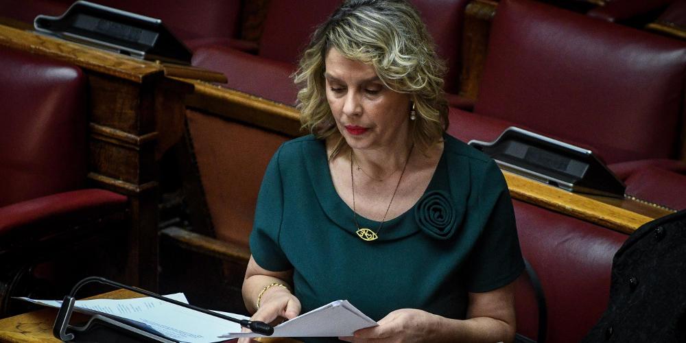 Τι έλεγε η Παπακώστα για το Σκοπιανό – Τώρα ψηφίζει την Συμφωνία των Πρεσπών