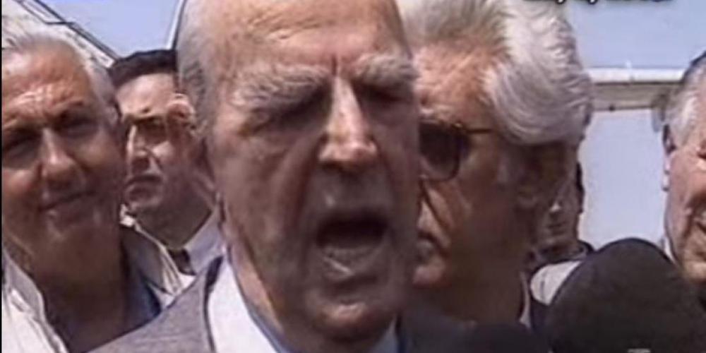 Ο Καμμένος θυμήθηκε το δάκρυ του Καραμανλή για την Μακεδονία [βίντεο]