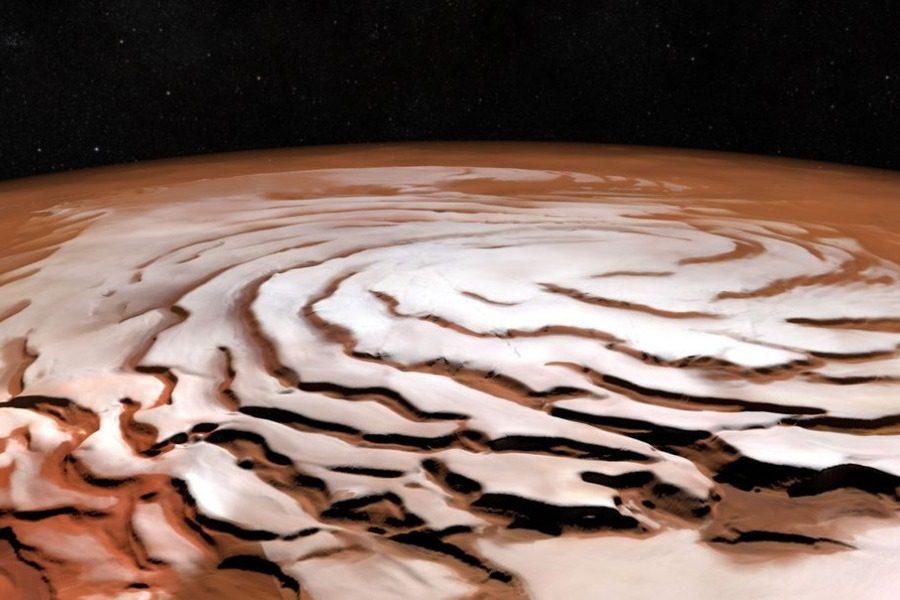 15 χρόνια στον πλανήτη Αρη μέσα από φωτογραφίες