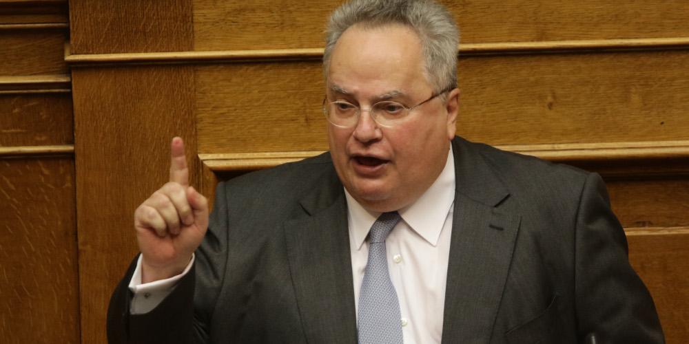Κοτζιάς στη Βουλή: Έχουμε πετύχει μια ιστορική συμφωνία