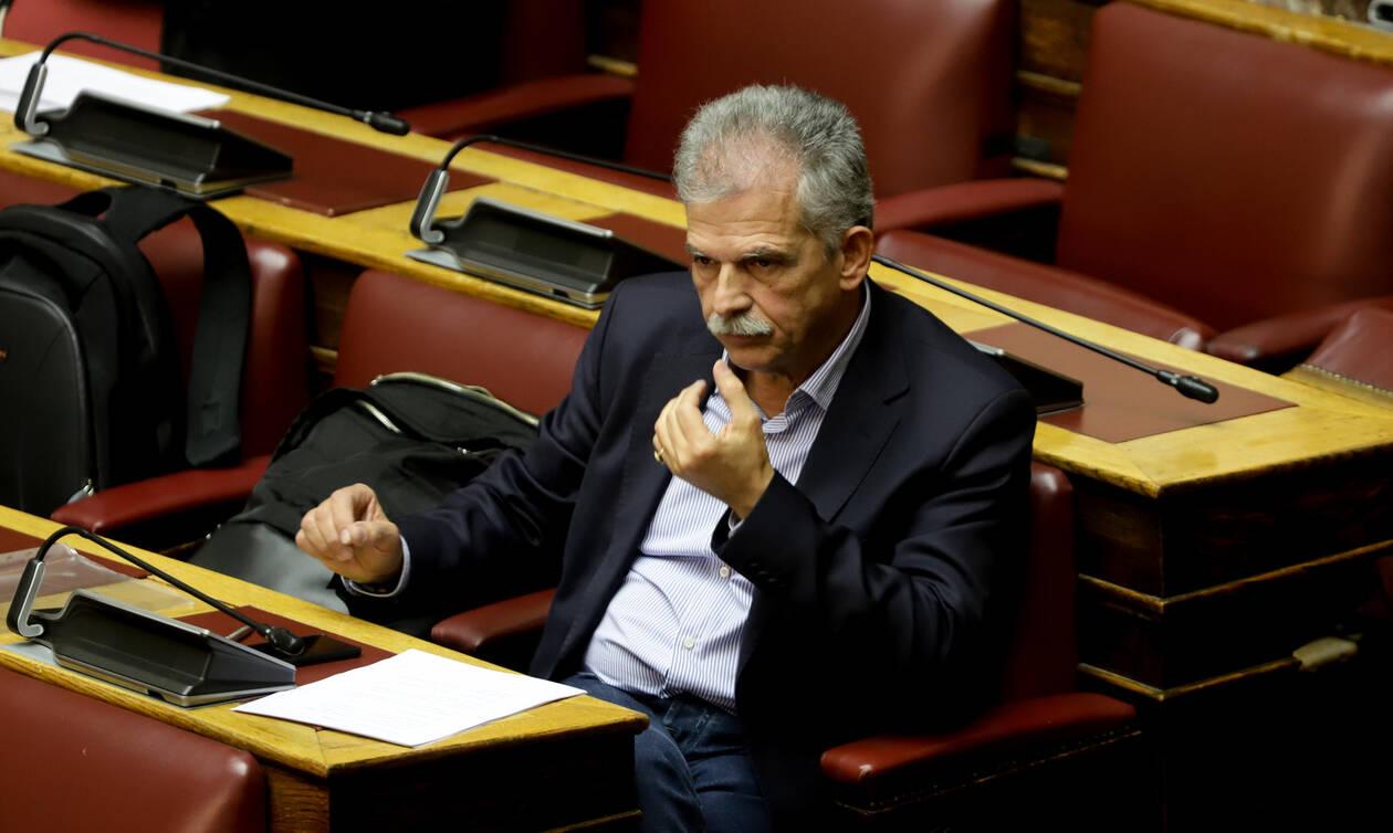 Συναγερμός για… σουβλάκια στο σπίτι του βουλευτή Σπύρου Δανέλλη