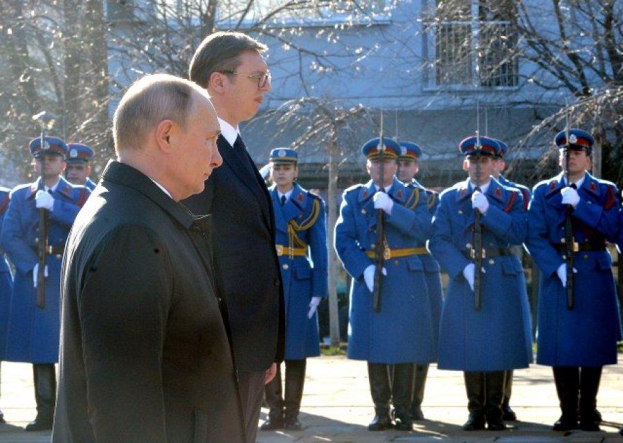 «Κεραυνοί» Πούτιν κατά Κοσόβου: «Θα υπερασπιστούμε την Σερβία!» -Τελεσίγραφο στη Πρίστινα – Αλλάζουν οι όροι του παιχνιδιού
