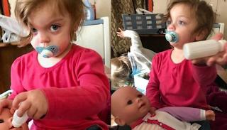 Κoριτσάκι 2 ετών πέθανε από το κρύο έξω από το σπίτι της- Περιφερόταν μόνο του για ώρες