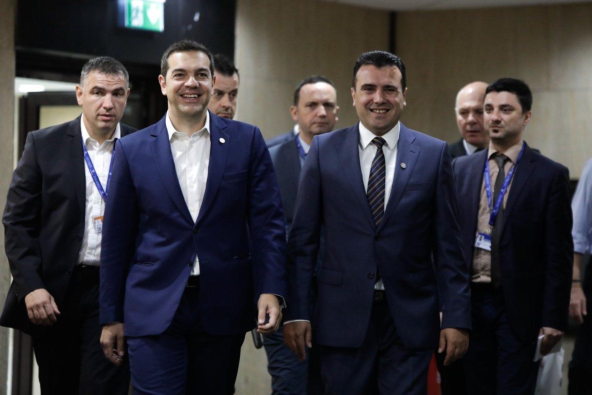 Με Νόμπελ «Ειρήνης» το ξεπούλημα της Μακεδονίας – Οι Ευρωπαίοι προτείνουν Α.Τσίπρα & Ζ.Ζάεφ – Προκαλούν τον Ελληνισμό
