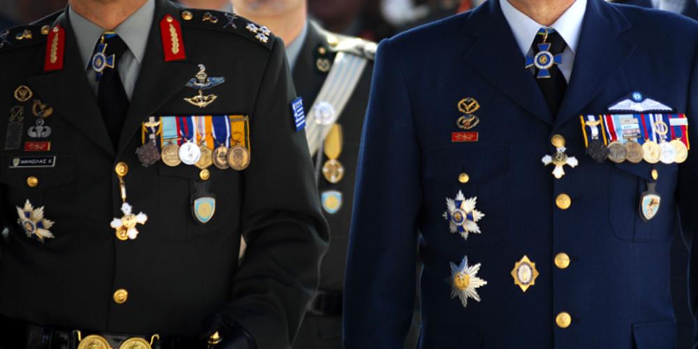 Έκτακτες Κρίσεις στις Ένοπλες Δυνάμεις: Ποιοι προήχθησαν και ποιοι αποστρατεύτηκαν