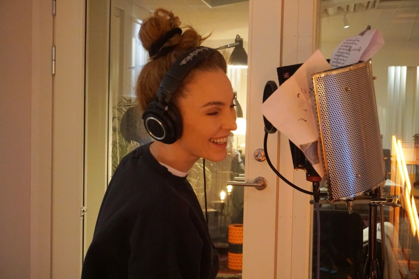 Τάμτα: Στη Σουηδία για την ηχογράφηση του «Replay» λίγο πριν την Eurovision 2019! [pics]