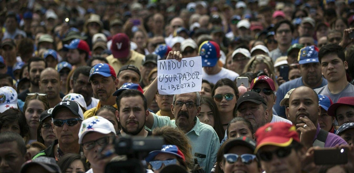 Όσα ζει ένας Ελληνας στη Βενεζουέλα: Ο μισθός των 6€ όσο ένα γάλα και τυρί