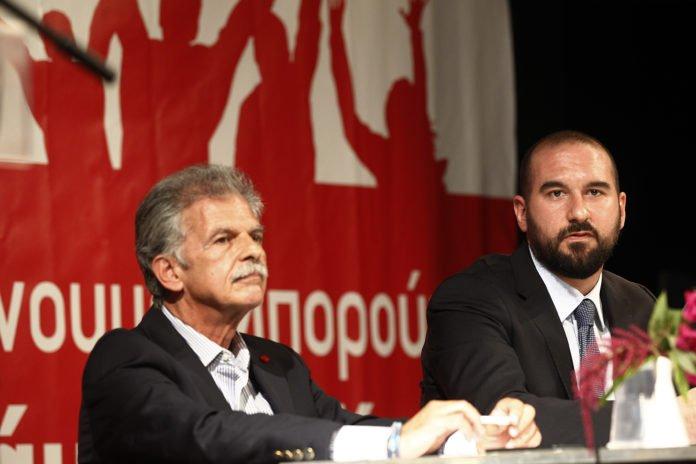 ΕΚΤΑΚΤΟ – «Βράζουν» οι Κρητικοί για την εκχώρηση της Μακεδονίας: «Προδότες, προσκυνημένοι!» – Τα «άκουσαν» Τζανακόπουλος & Δανέλλης